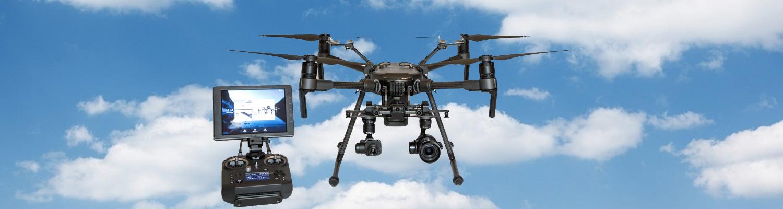 Drohnen-Inspektion