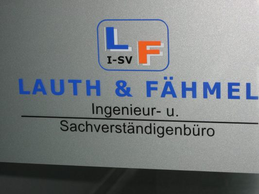 Lauth & Fähmel Ingenieur und Sachverständigenbüro